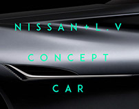 NISSAN + LOUIS VUITTON // CONCEPT CAR