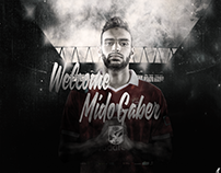 Welcome Mido Gaber
