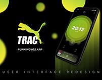 Puma Trac UI Redesign