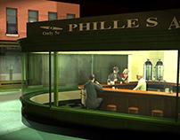 3D Heritage Visualization  & CGI Drama Reconstruction