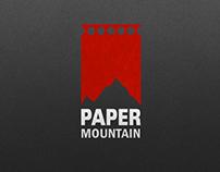 Paper Mountain Logo