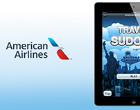 American Airlines - Travel Sudoku