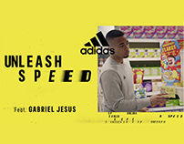 adidas 'NO QUESTION' - Product Design