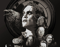 The Crow | Alternative movie poster