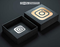 Premium Box Free PSD Mockups