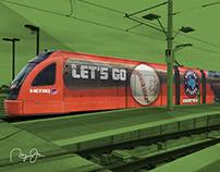 METRO Astros 2017 World Series Celebration