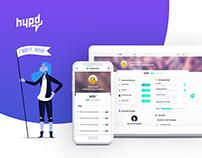 Hypd - SAAS - UI/UX App Design
