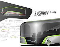 Autonomous Bus Concept