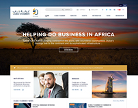 Dubai Chamber- Website Redesign