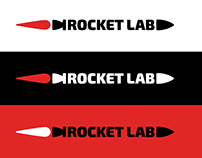 Logo Redesign - Rocket Lab