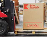 Katos Factory Cambodia - Logo concept 2016