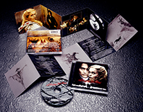 """Sleepy Hollow"" Motion Picture Soundtrack CD Package"