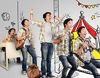 Suroboyo Carnival Night Market Print Ad