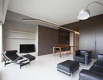 Loft S Knokke by UAU collectiv