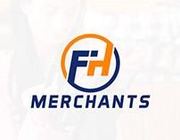 Logo for FH Merchants