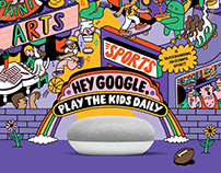 Google x The New York Times