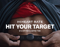 UA HeartRate Targeted Email