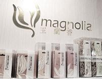 [玉蘭香Magnolia] Incense Packaging