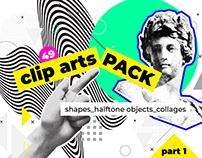 Clip art PACK. Part 1
