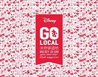 Mickey Go Local - Style Guide