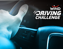 Wind Driving Challenge - Microsite