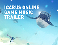 ICARUS Online Game Music Trailer