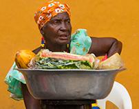 Vogue Italia - Palenqueras Cartagena de Indias