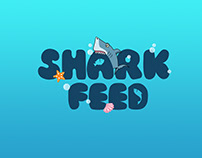 Shark Feed Game Assets