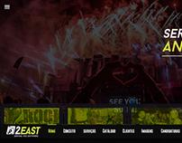 2East Website