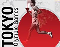 Tokyo Olympics Infographic