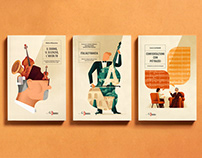 NeoClassica - Book covers