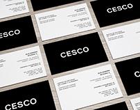 Papelería y piezas para CESCO