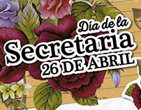 Día de la secretaria Fonda la ruana del camino 2016