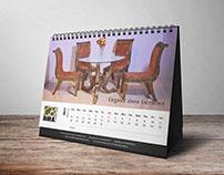Bira Furniture Calendar Concept