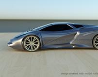 Lamborghini Vikintador 2 concept