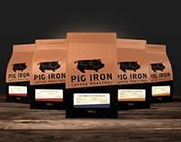 Pig Iron Coffee Roasters