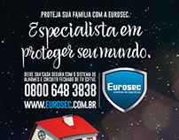 EUROSEC - Especialista em proteger o seu mundo