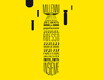 Visualised Quote Typography Project