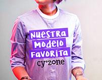 Nuestra Modelo Favorita - Cyzone