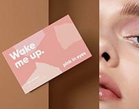 Pink in eyes | Packaging