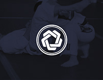 Vinicius Pedrosa Logo - BJJ