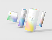 Creation CBD Packaging Design