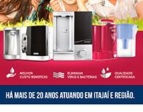 Anúncios Impressos para distribuidor - Europa