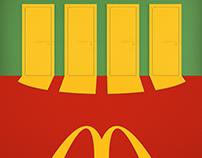 McDonald's - Doors