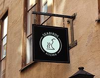 Seabirds Kitchen Rebranding
