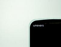 Unevers Brand Identity