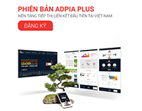 Website adpia.vn