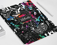Personal Branding - Stationary & Illustrations