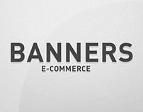 Banners E-commerce