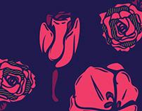 Black Womxn Flourish Brand Concept Deck